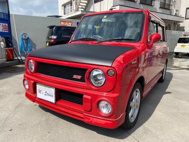 スズキ SSターボ/4WD/MT/車検令和3年5月/シートヒーター