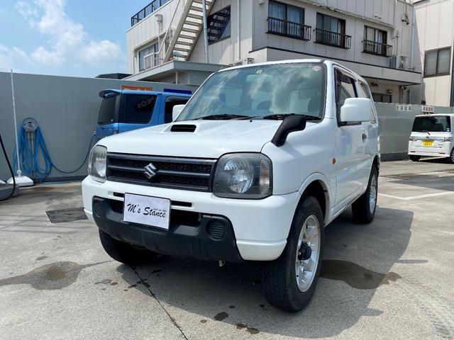 スズキ XG 4WD/車検令和3年6月/ETC/キーレス/CD