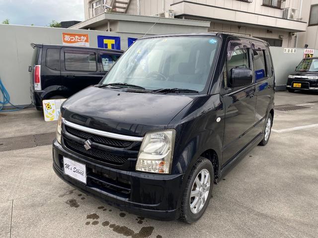 スズキ FX-Sリミテッド 車検令和4年9月/キーレス/CD/AW