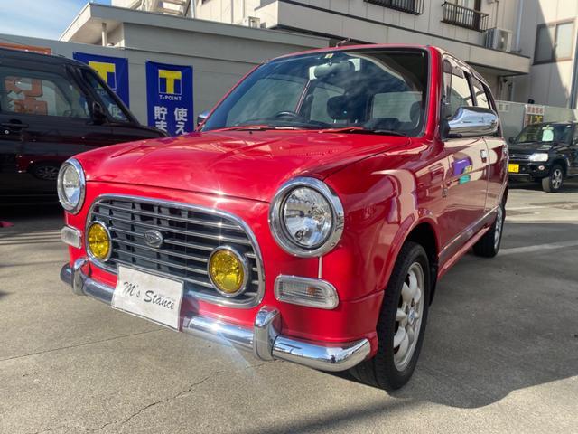 ダイハツ ミニライトスペシャル 車検令和4年10月/キーレス/CD/