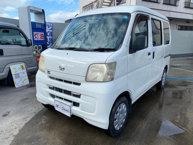 ダイハツ  CNGガス車/CNG/車検令和4年10月/