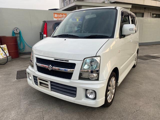 スズキ RR-Sリミテッド 車検5年7月 ターボ キーレス CD AW 2WD 4AT