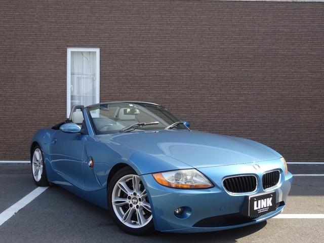 「BMW」「Z4」「オープンカー」「岡山県」の中古車