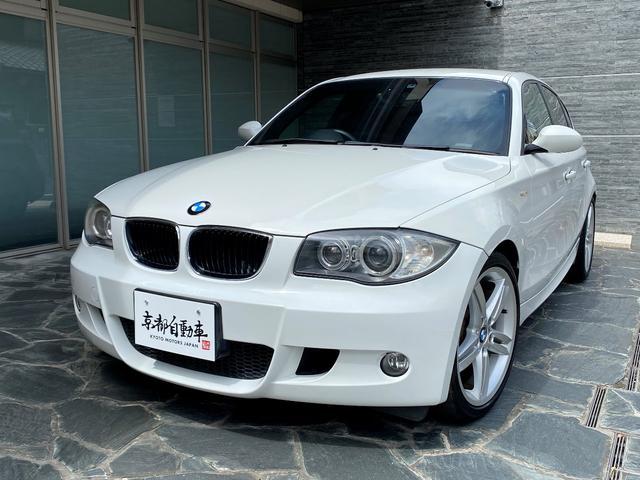 BMW 120i MスポーツパッケージPスタートナビTV携帯接続可能