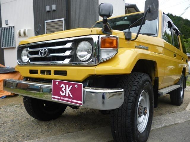 LX 4.2 LX ディーゼル 4WD ロング SR ナローボディ MT5速