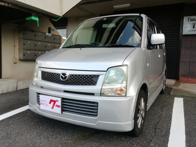マツダ FX-Sスペシャル 車検令和4年10月まで すぐ乗れます タイミングチェーンエンジン キーレス 社外アルミ