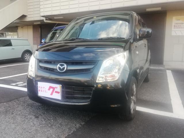 マツダ AZワゴン XG 車検令和4年5月まで ナビ TV キーレス 14インチアルミ