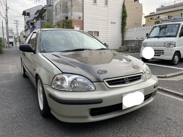 シビック(ホンダ) B20B VTECH 乗車2名公認 中古車画像