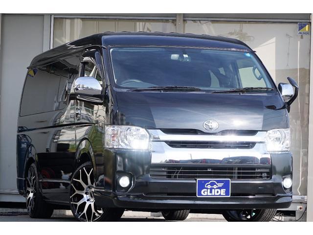 トヨタ GL ベットキット LD ナビフリップD LEDプッシュST