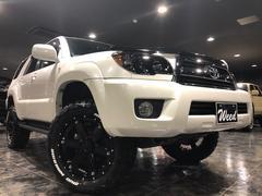 ハイラックスサーフSSR−X 新品MKW20インチ 新品MONSTAタイヤ