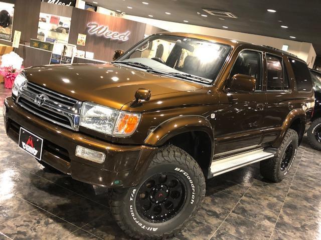 トヨタ SSR-X 3.0ディーゼル BKスタイル リフトUP