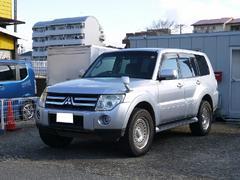パジェロロング エクシード 4WD DVD付き
