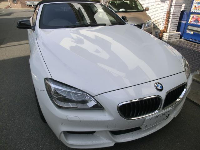 BMW 6シリーズ 640iカブリオレ Mスポーツパッケージ Mスポーツエディション