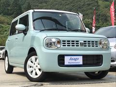 アルトラパンX 軽自動車 インパネAT エアコン AW スマートキー