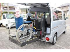 タウンボックスSX キーレス・福祉車両・車椅子移動車・電動リフト付き