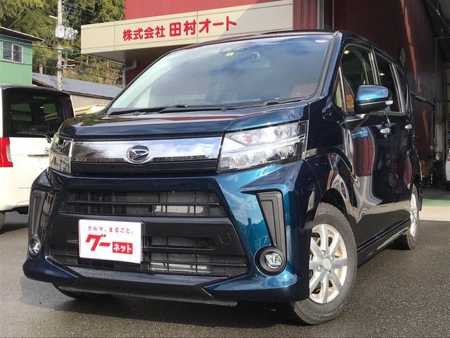 ダイハツ カスタム Xリミテッド SAIII 4WD TV ナビ