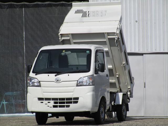 ダイハツ 多目的ダンプ 4WD 5速MT PTO プロテクタータイプ