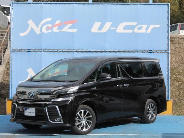 トヨタ ZR 先進安全システム SDナビ 後席モニター 両側電動ドア