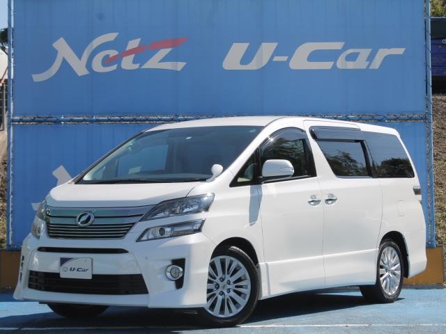 トヨタ 2.4Z Gエディション ワンオーナー 安全装置搭載 LED
