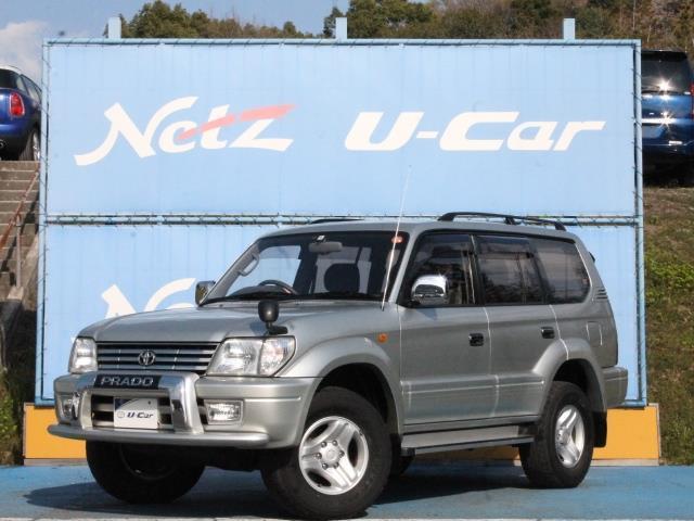 トヨタ TX ワンオーナー SDナビ ETC 4WD車