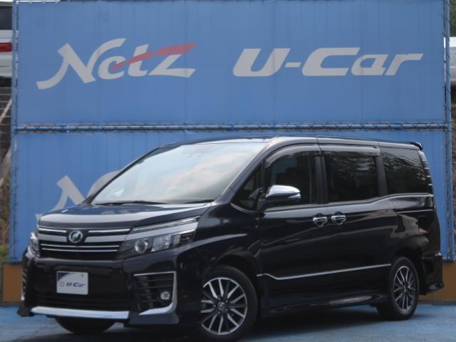 トヨタ ZS 煌II ワンオーナー 安全装置搭載 純正SDナビ