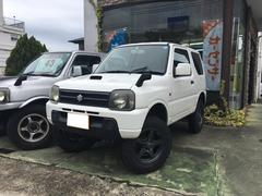 ジムニーXG AW16インチ 衝突安全ボディ 4WD CD