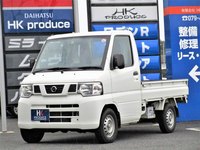 日産 DX 5MT 4WD