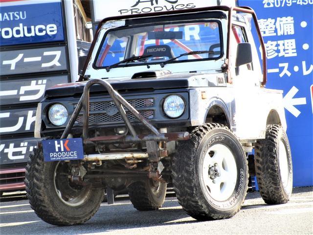 スズキ ジムニー CC 4WD