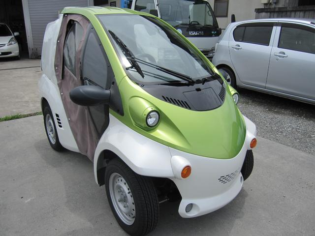 トヨタ トヨタ コムス B.Com デリバリー バックカメラ EV 電気自動車