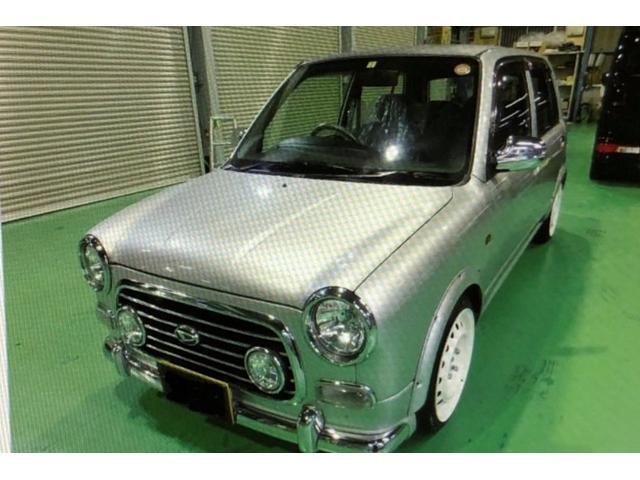 「ダイハツ」「ミラ」「軽自動車」「兵庫県」の中古車