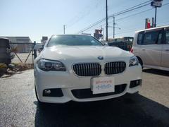 BMW528i Mスポーツパッケージ 1オーナー 禁煙車 TVナビ