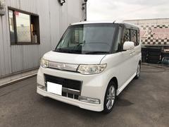 タントカスタムVセレクションターボ TV ナビ 軽自動車 ETC