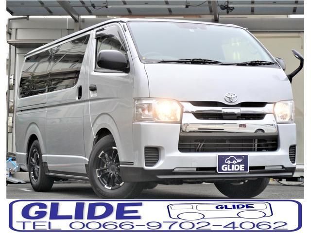 トヨタ DX GLパケ ローダウン セーフティセンス 5ドア 6AT