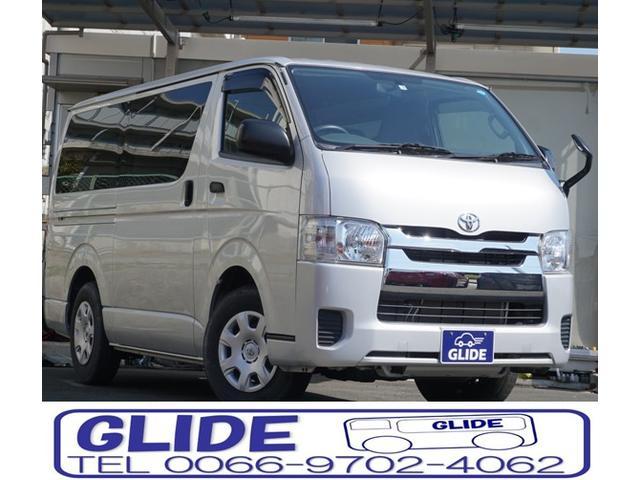トヨタ ロングDX GLパッケージ 5ドア 走行2.4万km ETC