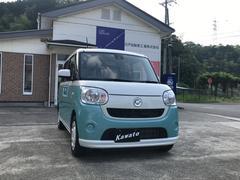 ムーヴキャンバスXリミテッド SAII  4WD