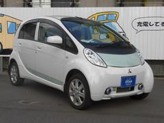 アイミーブG 電気自動車 純正ナビ ETC シートヒーター タイヤ新品