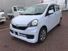 ミライースL 軽自動車 ホワイト 整備付 CVT 保証付 AC