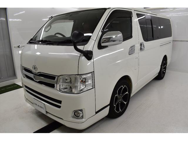 トヨタ スーパーGL パールホワイト