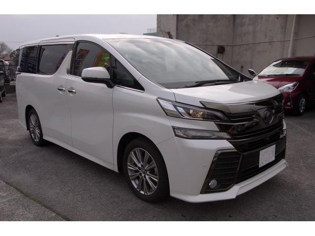 トヨタ 2.5Z A ゴールデンアイズ BIG X フル装備
