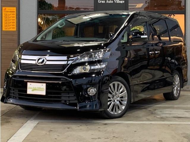 トヨタ 2.4Z ゴールデンアイズ アルパイン10インチナビ