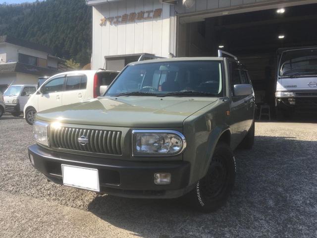 「日産」「ラシーン」「SUV・クロカン」「兵庫県」の中古車