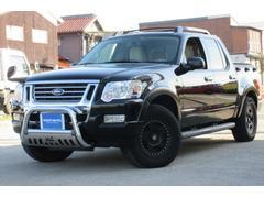 フォード エクスプローラースポーツトラックXLT  外アルミ グリルガード 22000キロ