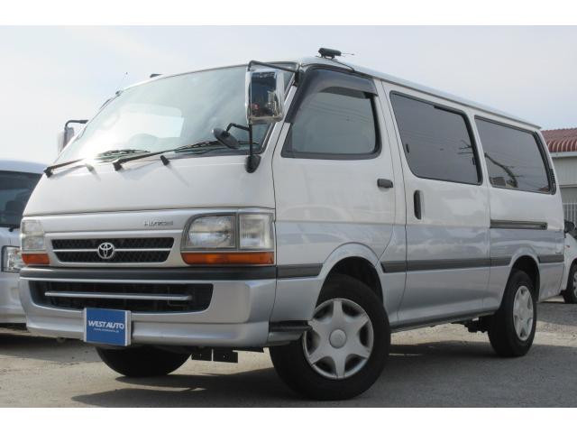 トヨタ ロングスーパーGL-E 31000キロ ワンオーナー