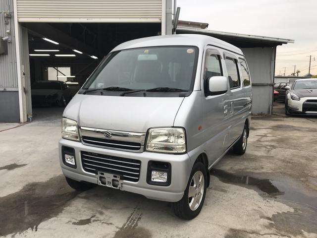 「スズキ」「エブリイワゴン」「コンパクトカー」「兵庫県」の中古車