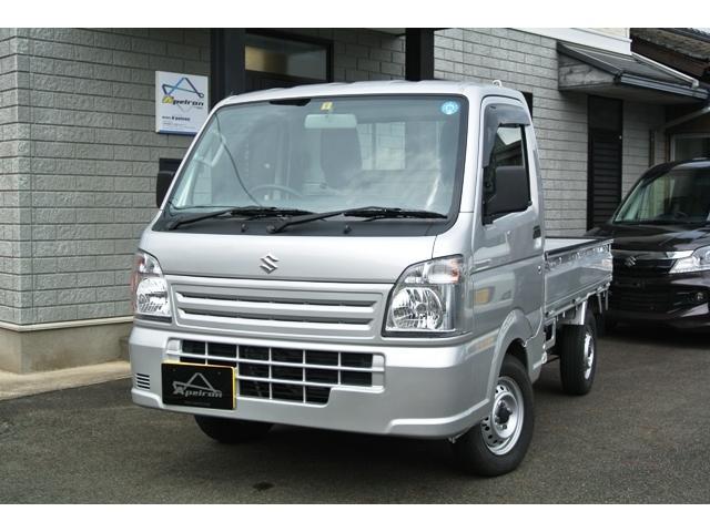 スズキ KCエアコン・パワステ4WD・5MT