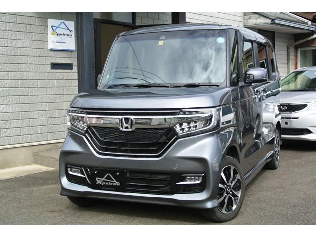 ホンダ G・EXホンダセンシング 4WD 8インチナビ