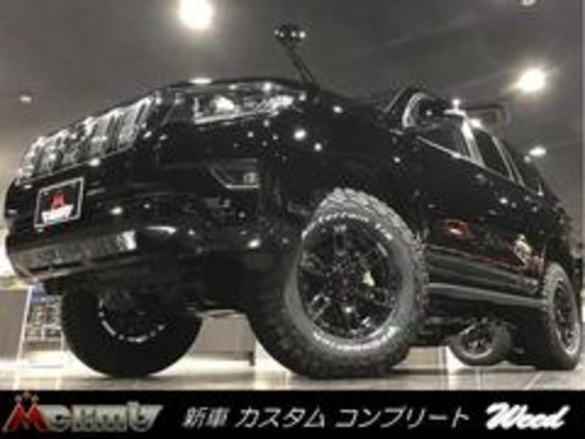 トヨタ TX BKスタイル 2インチリフトUP カノン17AW 7人