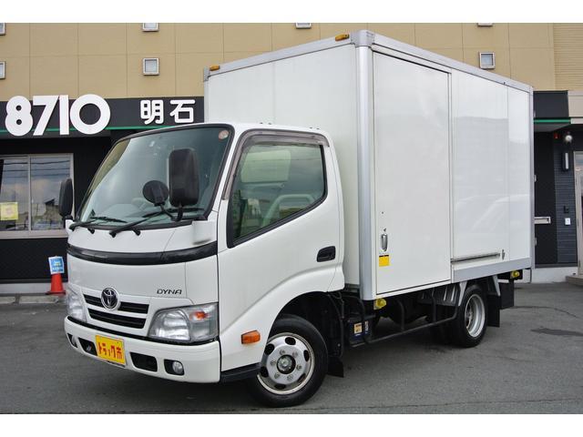 トヨタ アルミバン 積載1350kg バックモニター リアWタイヤ