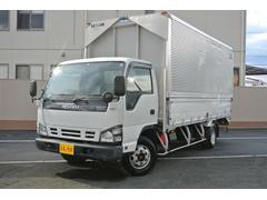 エルフトラックアルミウイング ワイド級ロング 積載量3000kg