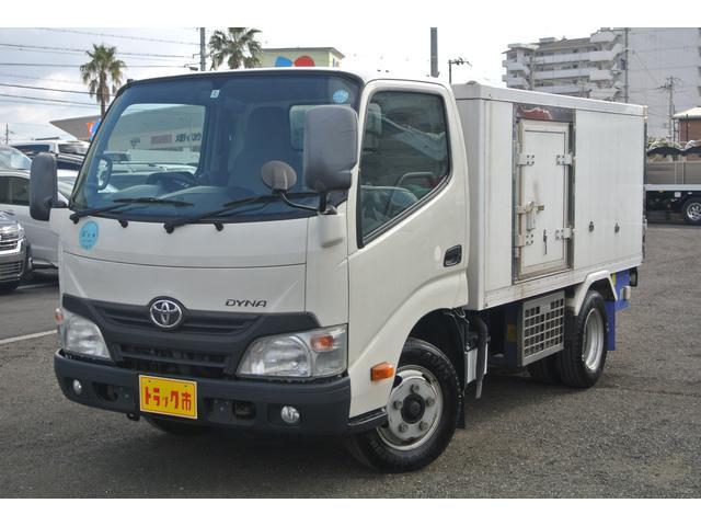 トヨタ 冷蔵冷凍車 -30℃低温冷凍 積載2000kg バックカメラ